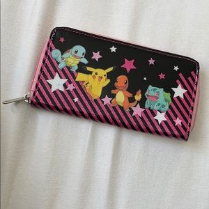 Handbags - Pink Pokémon wallet